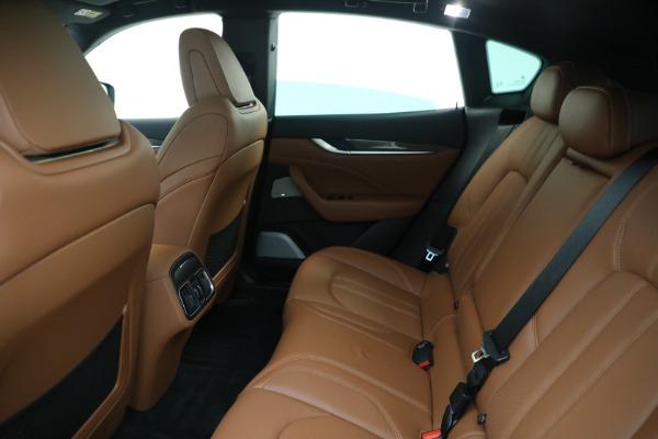 New 2021 Maserati Levante S GranSport for sale $112,799 at Maserati of Westport in Westport CT 06880 19