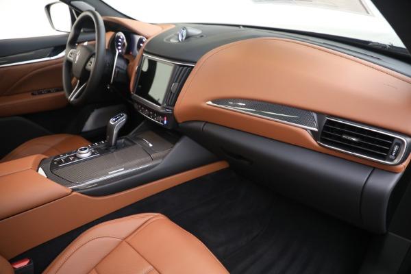 New 2021 Maserati Levante S GranSport for sale $112,799 at Maserati of Westport in Westport CT 06880 21