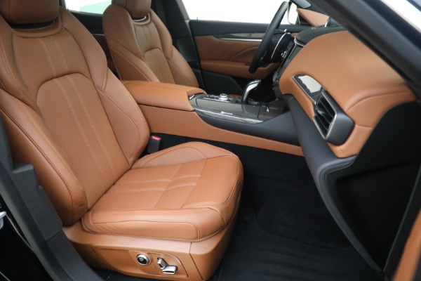 New 2021 Maserati Levante S GranSport for sale $112,799 at Maserati of Westport in Westport CT 06880 23