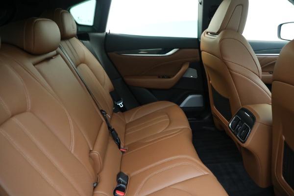 New 2021 Maserati Levante S GranSport for sale $112,799 at Maserati of Westport in Westport CT 06880 25