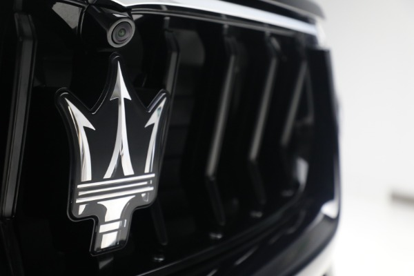 New 2021 Maserati Levante S GranSport for sale $112,799 at Maserati of Westport in Westport CT 06880 28