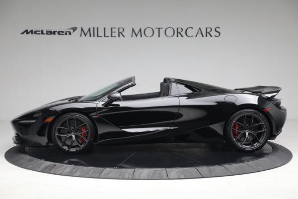 New 2021 McLaren 720S Spider for sale $374,120 at Maserati of Westport in Westport CT 06880 3