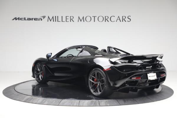 New 2021 McLaren 720S Spider for sale $374,120 at Maserati of Westport in Westport CT 06880 4