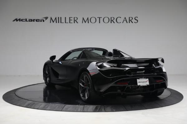 New 2021 McLaren 720S Spider for sale $374,120 at Maserati of Westport in Westport CT 06880 5