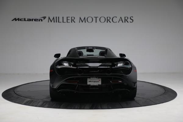 New 2021 McLaren 720S Spider for sale $374,120 at Maserati of Westport in Westport CT 06880 6