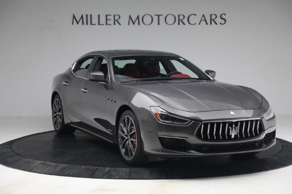 New 2021 Maserati Ghibli SQ4 GranLusso for sale Call for price at Maserati of Westport in Westport CT 06880 11