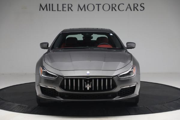 New 2021 Maserati Ghibli SQ4 GranLusso for sale Call for price at Maserati of Westport in Westport CT 06880 12