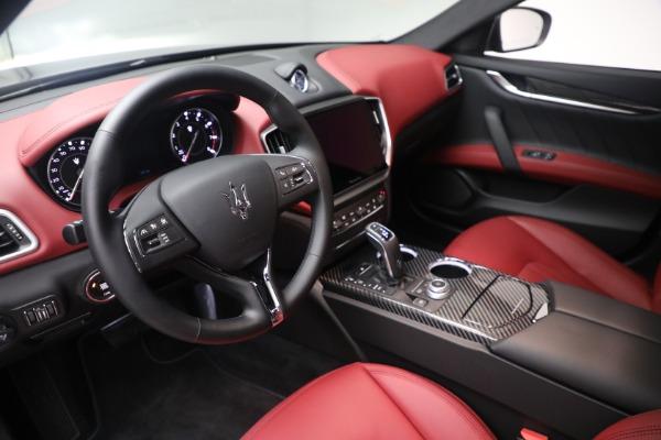 New 2021 Maserati Ghibli SQ4 GranLusso for sale Call for price at Maserati of Westport in Westport CT 06880 13
