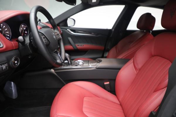 New 2021 Maserati Ghibli SQ4 GranLusso for sale Call for price at Maserati of Westport in Westport CT 06880 14