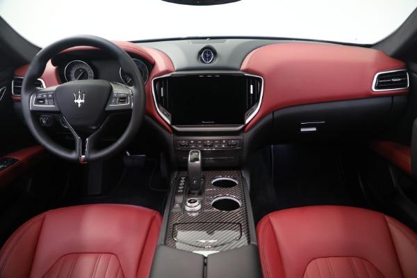 New 2021 Maserati Ghibli SQ4 GranLusso for sale Call for price at Maserati of Westport in Westport CT 06880 16
