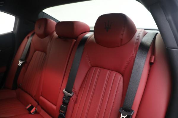 New 2021 Maserati Ghibli SQ4 GranLusso for sale Call for price at Maserati of Westport in Westport CT 06880 18