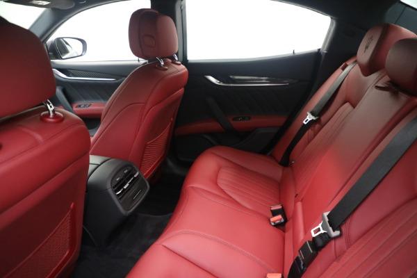 New 2021 Maserati Ghibli SQ4 GranLusso for sale Call for price at Maserati of Westport in Westport CT 06880 19