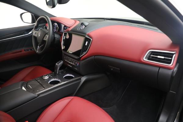 New 2021 Maserati Ghibli SQ4 GranLusso for sale Call for price at Maserati of Westport in Westport CT 06880 21
