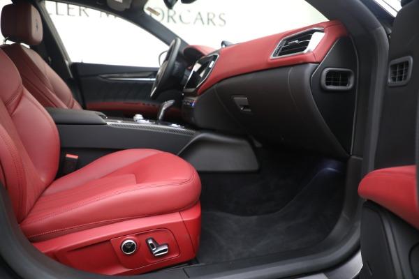 New 2021 Maserati Ghibli SQ4 GranLusso for sale Call for price at Maserati of Westport in Westport CT 06880 22