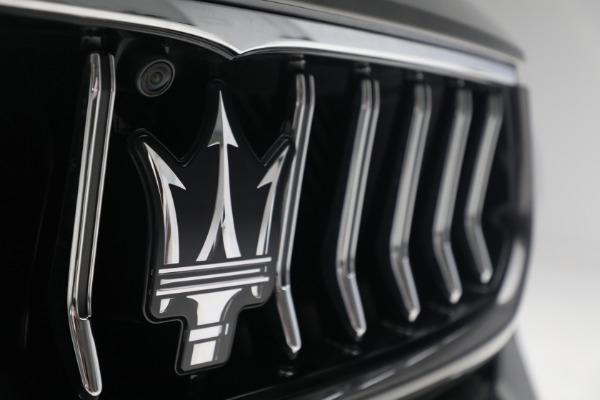 New 2021 Maserati Ghibli SQ4 GranLusso for sale Call for price at Maserati of Westport in Westport CT 06880 27