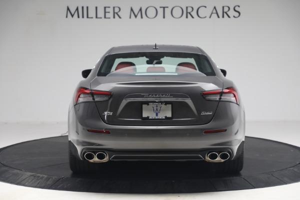 New 2021 Maserati Ghibli SQ4 GranLusso for sale Call for price at Maserati of Westport in Westport CT 06880 6