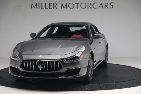 New 2021 Maserati Ghibli SQ4 GranLusso for sale Call for price at Maserati of Westport in Westport CT 06880 1