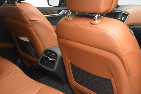 New 2016 Maserati Ghibli S Q4 for sale Sold at Maserati of Westport in Westport CT 06880 22