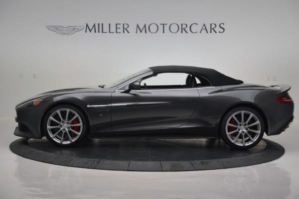New 2016 Aston Martin Vanquish Volante for sale Sold at Maserati of Westport in Westport CT 06880 16