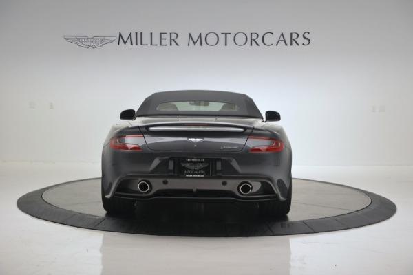 New 2016 Aston Martin Vanquish Volante for sale Sold at Maserati of Westport in Westport CT 06880 19