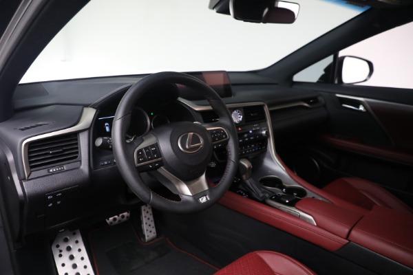Used 2018 Lexus RX 350 F SPORT for sale $46,500 at Maserati of Westport in Westport CT 06880 13