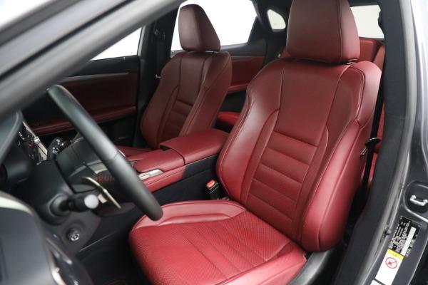 Used 2018 Lexus RX 350 F SPORT for sale $46,500 at Maserati of Westport in Westport CT 06880 15
