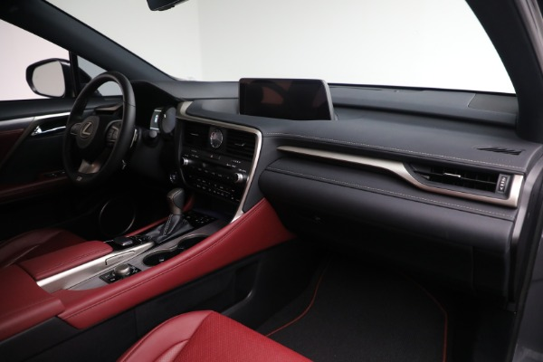 Used 2018 Lexus RX 350 F SPORT for sale $46,500 at Maserati of Westport in Westport CT 06880 18
