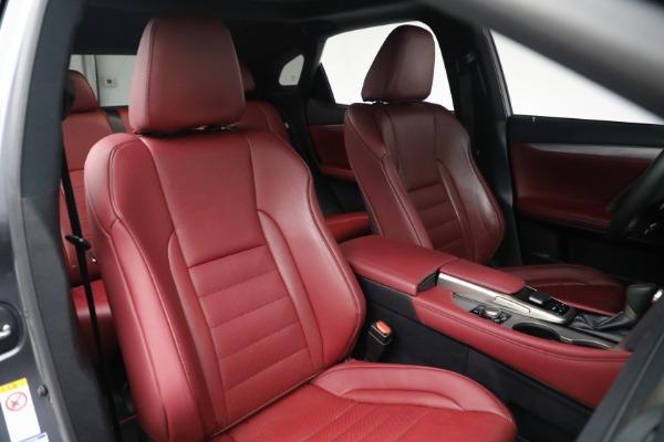 Used 2018 Lexus RX 350 F SPORT for sale $46,500 at Maserati of Westport in Westport CT 06880 20