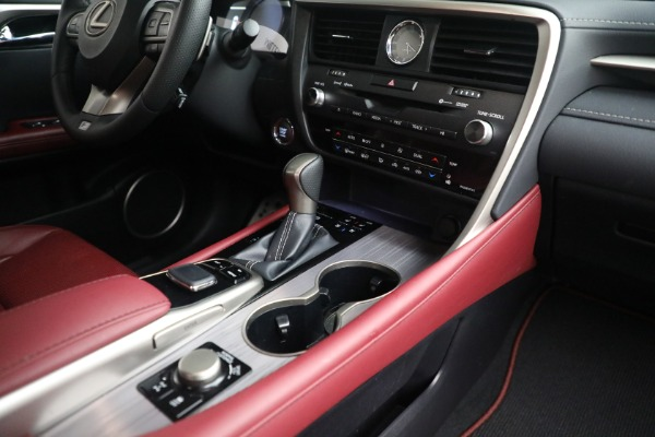 Used 2018 Lexus RX 350 F SPORT for sale $46,500 at Maserati of Westport in Westport CT 06880 21