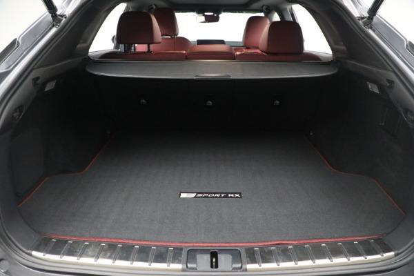 Used 2018 Lexus RX 350 F SPORT for sale $46,500 at Maserati of Westport in Westport CT 06880 26