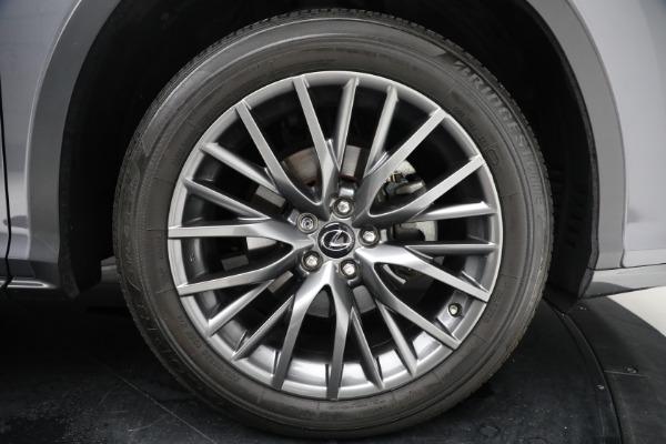 Used 2018 Lexus RX 350 F SPORT for sale $46,500 at Maserati of Westport in Westport CT 06880 27