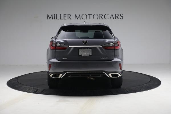 Used 2018 Lexus RX 350 F SPORT for sale $46,500 at Maserati of Westport in Westport CT 06880 6