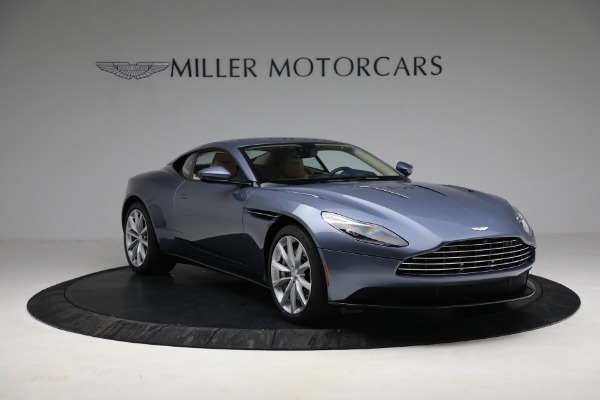 Used 2018 Aston Martin DB11 V12 for sale $164,990 at Maserati of Westport in Westport CT 06880 10