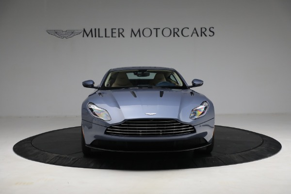 Used 2018 Aston Martin DB11 V12 for sale $164,990 at Maserati of Westport in Westport CT 06880 11