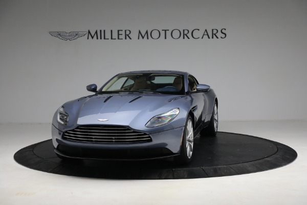 Used 2018 Aston Martin DB11 V12 for sale $164,990 at Maserati of Westport in Westport CT 06880 12