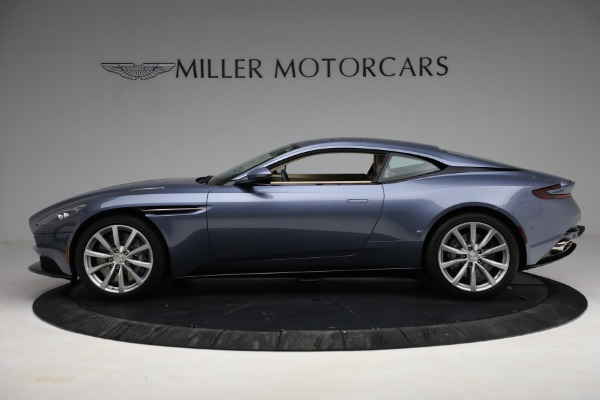 Used 2018 Aston Martin DB11 V12 for sale $164,990 at Maserati of Westport in Westport CT 06880 2