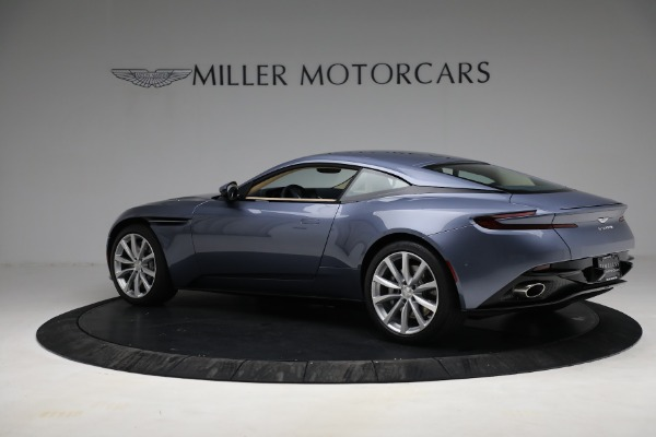 Used 2018 Aston Martin DB11 V12 for sale $164,990 at Maserati of Westport in Westport CT 06880 3