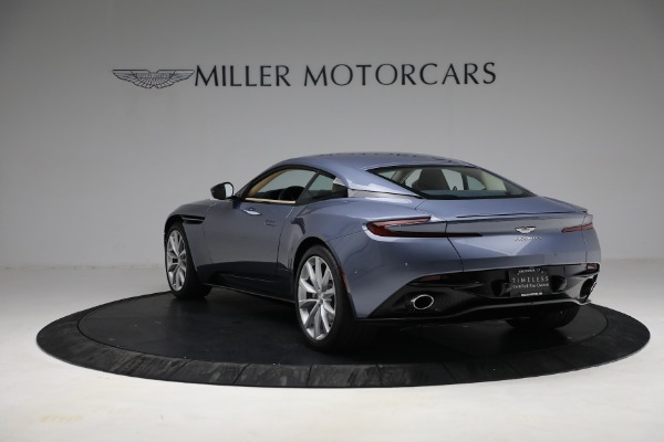 Used 2018 Aston Martin DB11 V12 for sale $164,990 at Maserati of Westport in Westport CT 06880 4