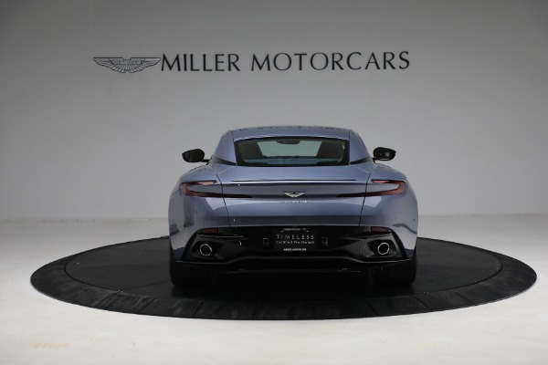Used 2018 Aston Martin DB11 V12 for sale $164,990 at Maserati of Westport in Westport CT 06880 5