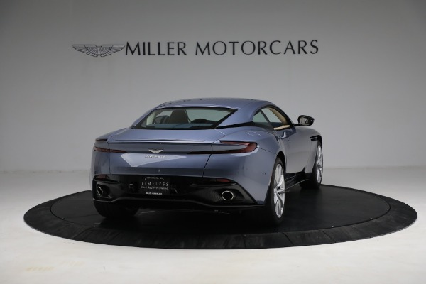 Used 2018 Aston Martin DB11 V12 for sale $164,990 at Maserati of Westport in Westport CT 06880 6
