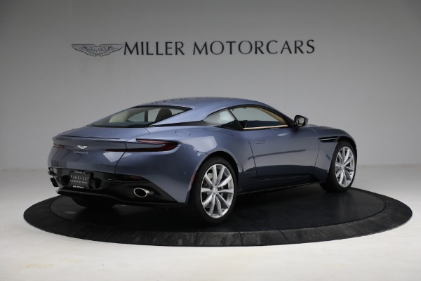 Used 2018 Aston Martin DB11 V12 for sale $164,990 at Maserati of Westport in Westport CT 06880 7