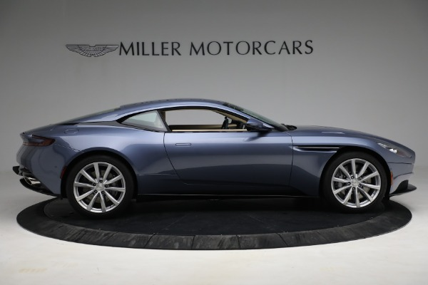Used 2018 Aston Martin DB11 V12 for sale $164,990 at Maserati of Westport in Westport CT 06880 8
