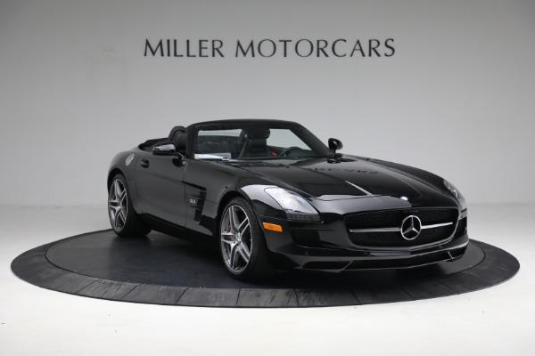 Used 2014 Mercedes-Benz SLS AMG GT for sale $159,900 at Maserati of Westport in Westport CT 06880 10