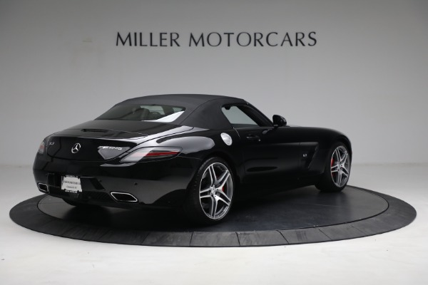 Used 2014 Mercedes-Benz SLS AMG GT for sale $159,900 at Maserati of Westport in Westport CT 06880 13