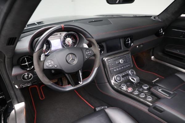 Used 2014 Mercedes-Benz SLS AMG GT for sale $159,900 at Maserati of Westport in Westport CT 06880 17