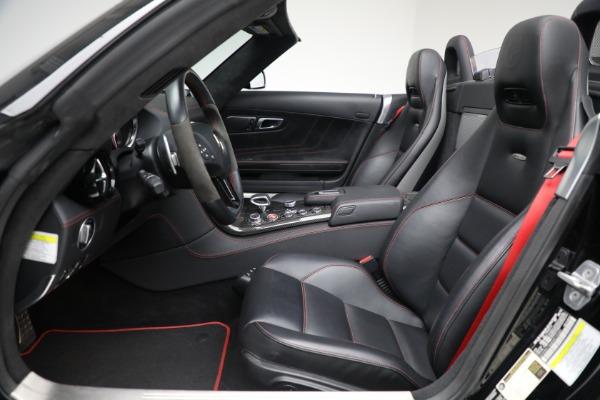 Used 2014 Mercedes-Benz SLS AMG GT for sale $159,900 at Maserati of Westport in Westport CT 06880 18