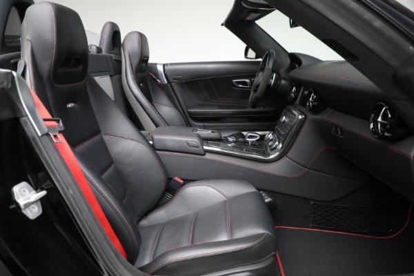 Used 2014 Mercedes-Benz SLS AMG GT for sale $159,900 at Maserati of Westport in Westport CT 06880 21