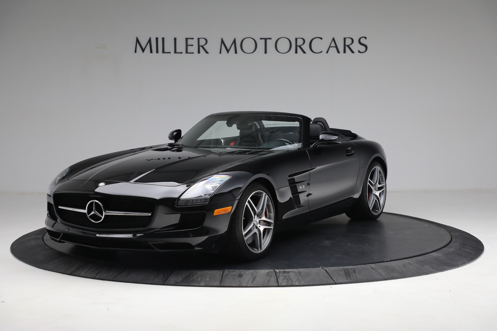 Used 2014 Mercedes-Benz SLS AMG GT for sale $159,900 at Maserati of Westport in Westport CT 06880 1