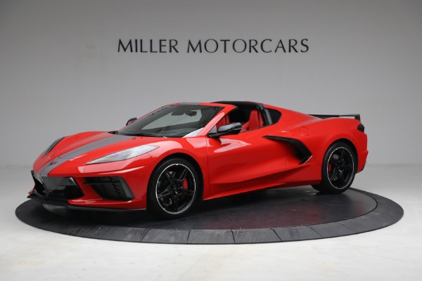 Used 2020 Chevrolet Corvette Stingray for sale Call for price at Maserati of Westport in Westport CT 06880 2