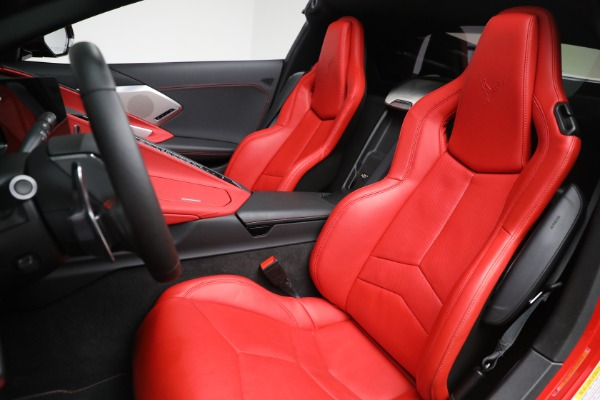 Used 2020 Chevrolet Corvette Stingray for sale Call for price at Maserati of Westport in Westport CT 06880 20